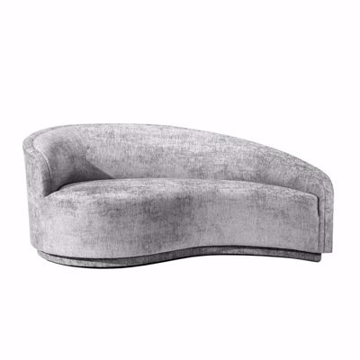 Picture of DANA LEFT CHAISE - FEATHER