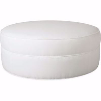 Picture of 1233-90 COCKTAIL OTTOMAN