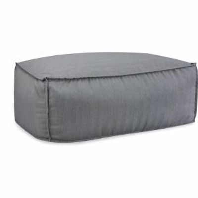 Picture of JUNIPER OUTDOOR OTTOMAN AND 1/2