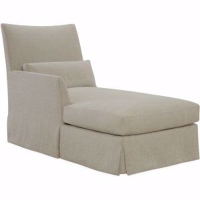 Picture of 3900-85LF SAGGING RIDGE ONE ARM CHAISE