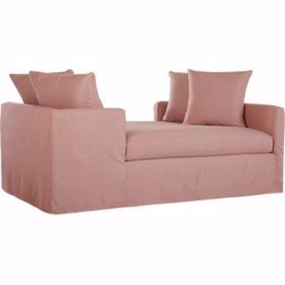 Picture of NANDINA OUTDOOR SLIPCOVERED DOUBLE CHAISE