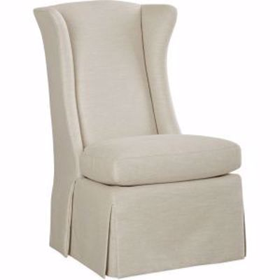 Picture of 1591-01C HOSTESS CHAIR
