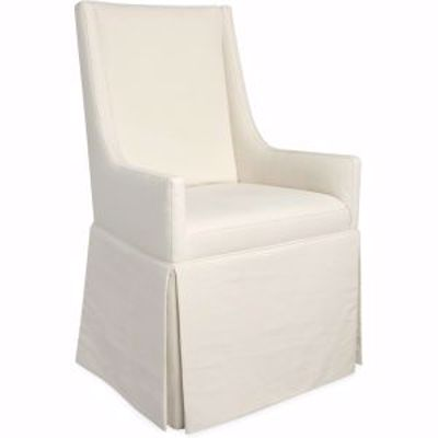 Picture of 5471-41C DINING ARM CHAIR