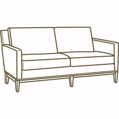 Picture of 1399-32 TWO CUSHION SOFA