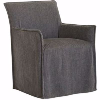 Picture of JASMINE OUTDOOR SLIPCOVERED CHAIR