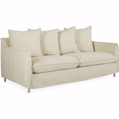 Picture of AGAVE OUTDOOR SLIPCOVERED APARTMENT SOFA