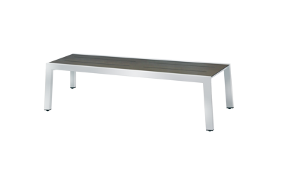 Picture of BAIA BENCH 145 (HPL+STAINLESS STEEL)