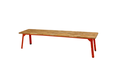 Picture of INDUSTRIAL PICNIC BENCH 185