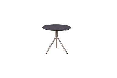 Picture of BONO SIDE TABLE (STAINLESS STEEL/HPL)