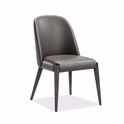 Picture of ALECIA DINING CHAIR - GREY