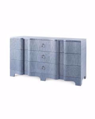 Picture of BARDOT EXTRA LARGE 9 DRAWER NAVY BLUE