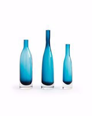 Picture of BOTELLA-SET-OF-3-VASES-MIDNIGHT BLUE
