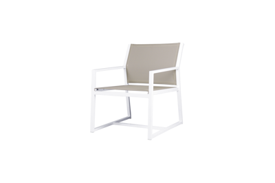 Picture of ALLUX CASUAL CHAIR + FOOTREST