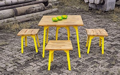 Picture of INDUSTRIAL ORGANIC STOOL
