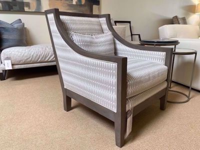 Picture of 3089-01 CHAIR IN DIAMOND PATTERN